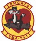 VMA-311 squadron patch