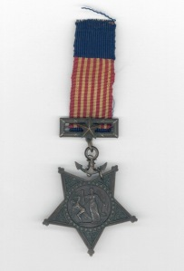 1863 medal of Thomas Jenkins.