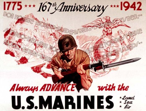 Marine-Corps-PostersWW2